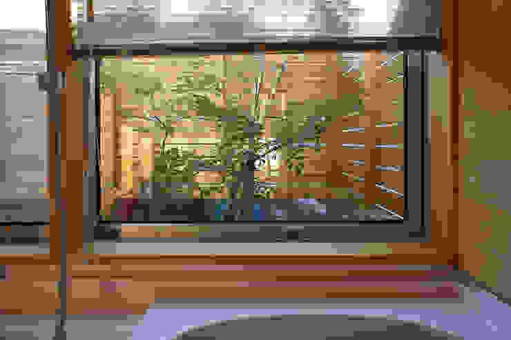 だんしゃりあん ミニマルスタイルの お風呂・バスルーム の 環境創作室杉 ミニマル
