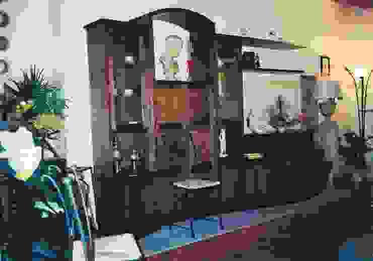 حديث  تنفيذ Falegnameria Martinelli Sergio, حداثي خشب Wood effect