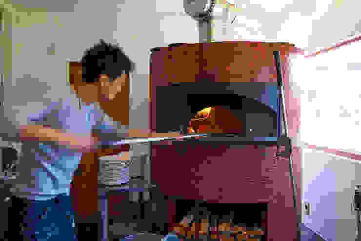 pizza storia オリジナルなレストラン の tai_tai STUDIO オリジナル
