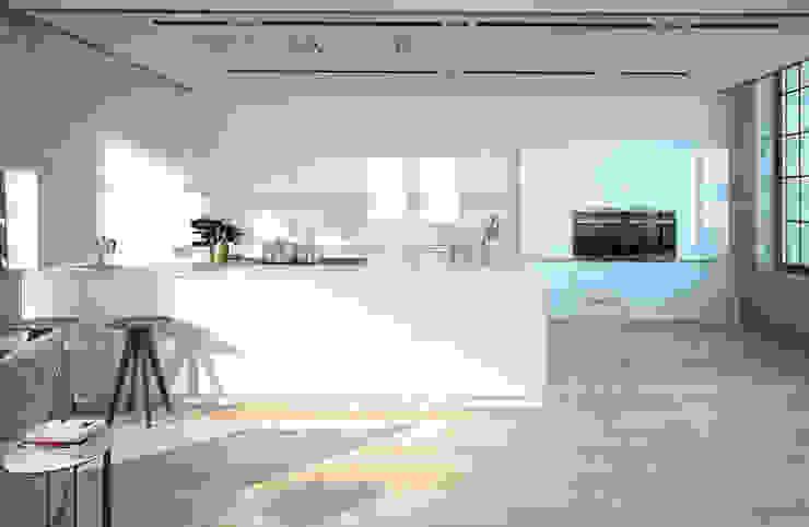 Klik Cocinas 廚房收納櫃與書櫃 White