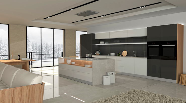 Klik Cocinas 廚房儲櫃