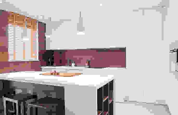 Klik Cocinas 廚房儲櫃 White