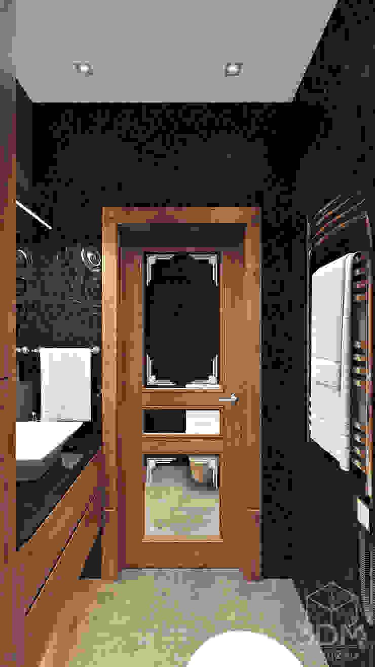 ЖК <q>Томирис</q> Ванная комната в стиле минимализм от студия визуализации и дизайна интерьера '3dm2' Минимализм