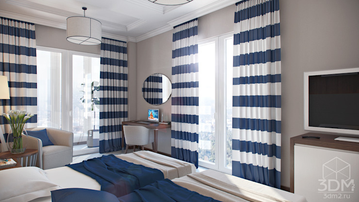 студия визуализации и дизайна интерьера '3dm2' Hoteles