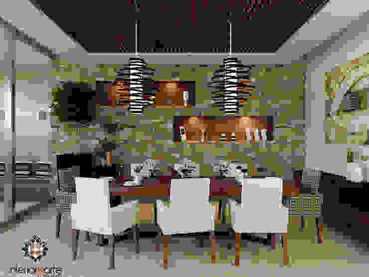 modern  by Interiorisarte , Modern Stone