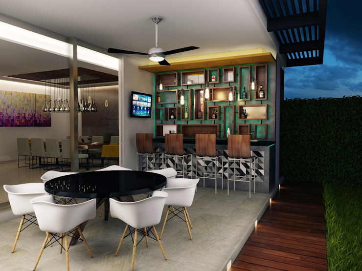 Modern home by Interiorisarte Modern