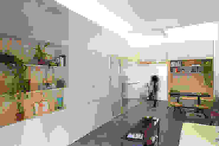 espacio Thea Salones minimalistas de IR arquitectura Minimalista