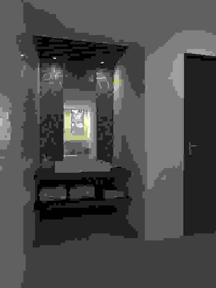 Residencia AC Baños modernos de Interiorisarte Moderno Madera Acabado en madera