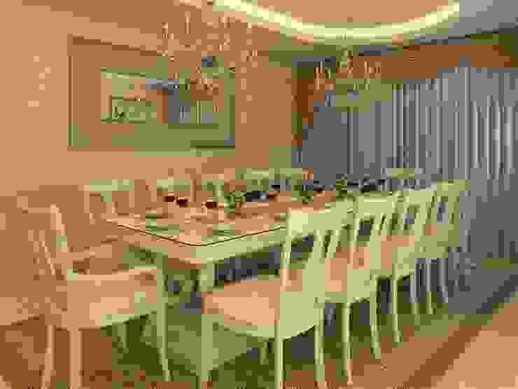 Dining room by Interiorisarte ,