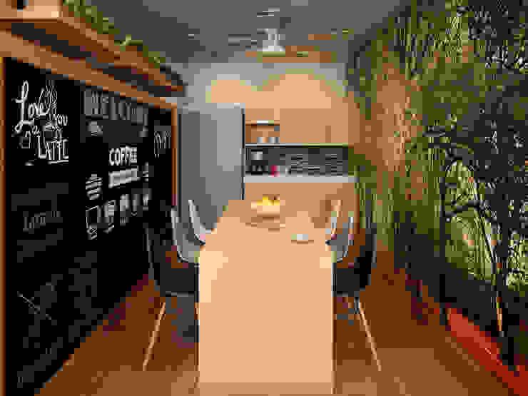 Oficinas AV de Interiorisarte Moderno