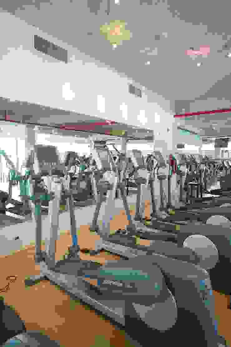Lido Fitness & Spa de Objetos DAC Moderno
