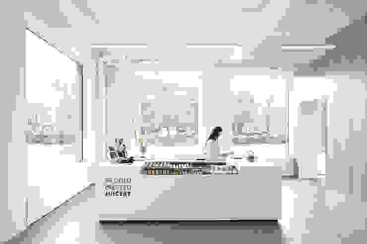 The Cold Pressed Juicery Minimalistische bars & clubs van Proest Interior Minimalistisch Kunststof