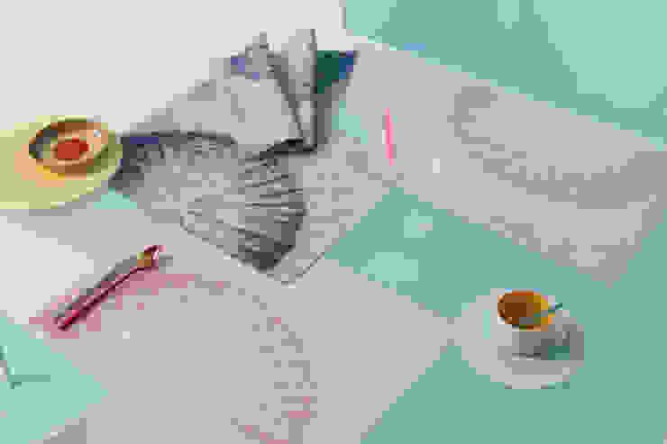 Fungy! Placemats van Roos Soetekouw Design Eclectisch