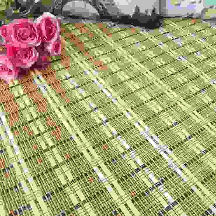latiendawapa Pareti & PavimentiTappeti e moquette Bambù Effetto legno
