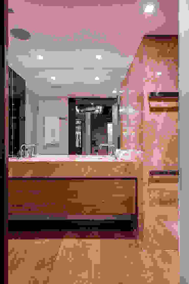 LUV Studio Scandinavian style bathroom