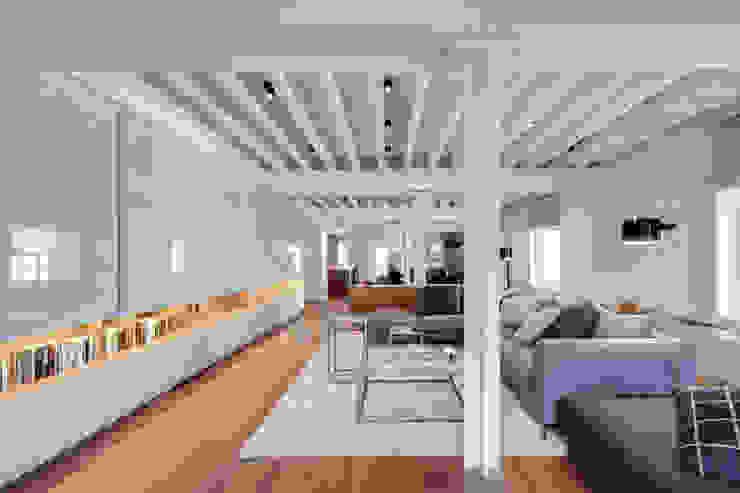 LUV Studio Scandinavian style living room