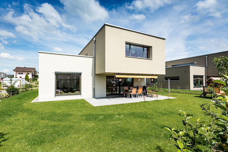 Houses by Hunkeler Partner Architekten AG, Modern