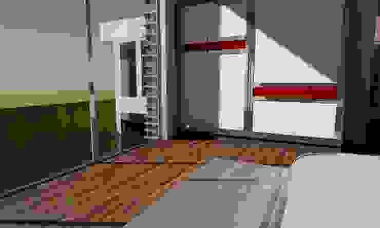 Casa Sin Rostro Dormitorios infantiles minimalistas de ARQUITECTURA MB&A Minimalista