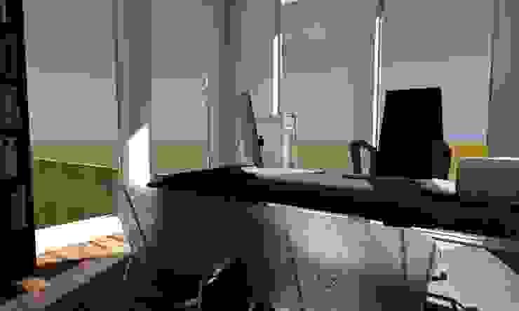 Casa Sin Rostro Estudios y despachos minimalistas de ARQUITECTURA MB&A Minimalista
