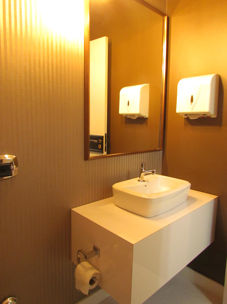Veridiana Negri Arquitetura BathroomDecoration