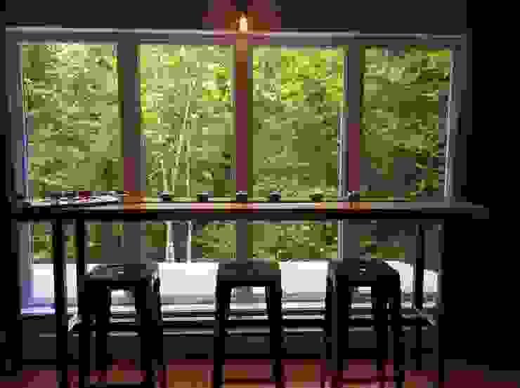 Copier/Coller l'extérieur IDESIGN Laflamme MaisonAccessoires & décoration Bois massif Effet bois