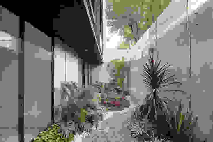 Сад в стиле модерн от PHia Модерн