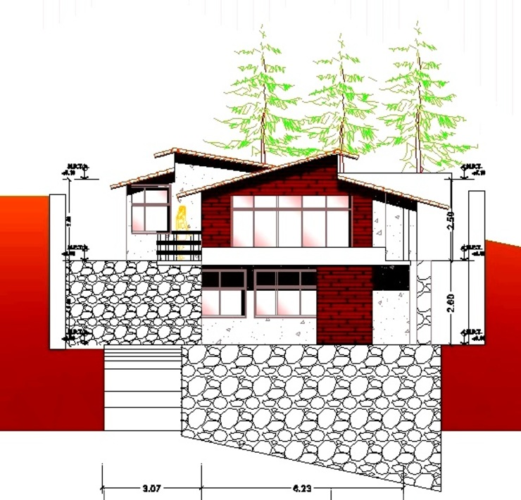 FACHADA de Arquitecto Eduardo Carrasquero
