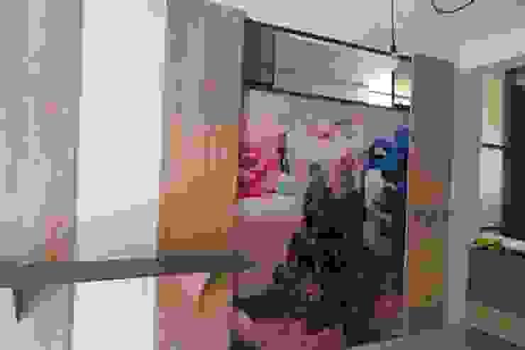 Una pequeña pasteleria con mucha personalidad de A3 Interiors Moderno