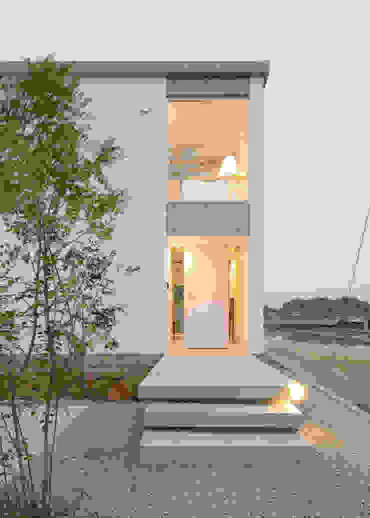 Industrial style houses by 風景のある家.LLC Industrial