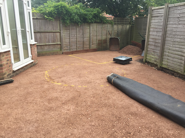 Garden Design and Landscaping in Redhill TDS Paving and Landscaping