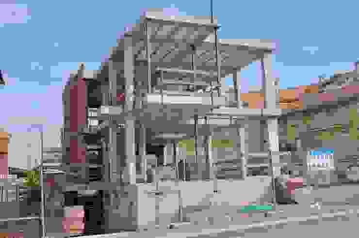 Modern Duvar & Zemin FRAMASA CONSTRUCTORA DEL NOROESTE SLU Modern