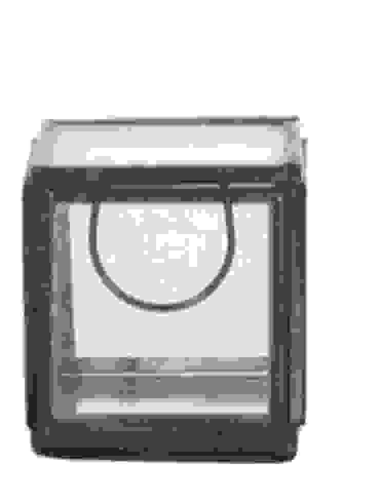 Caixa de Vidro Pequena por Manuela Bento Decor Moderno Metal
