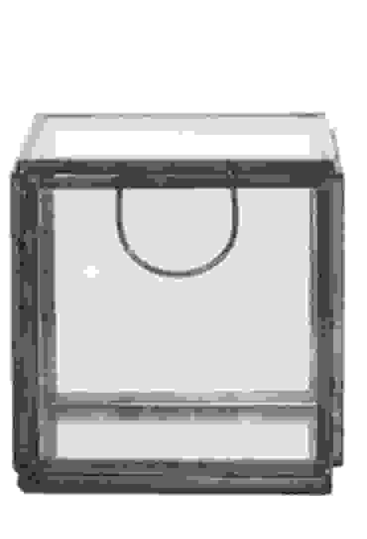 Caixa de vidro Media 1 por Manuela Bento Decor Moderno Metal