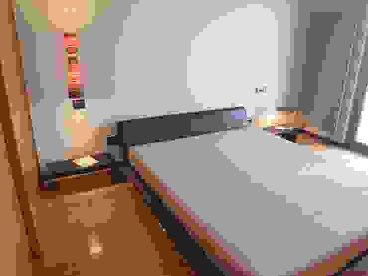 Alfonso D'errico Architetto Modern Bedroom