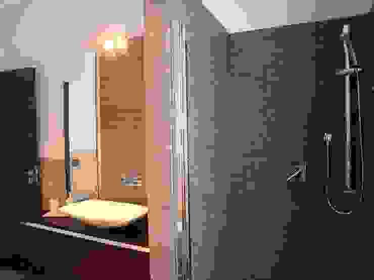Alfonso D'errico Architetto Modern Bathroom