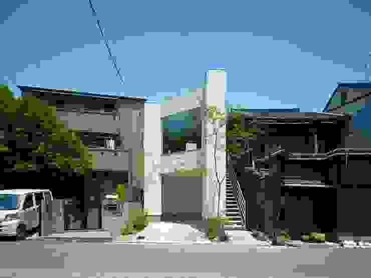 藤原・室 建築設計事務所의  주택, 모던