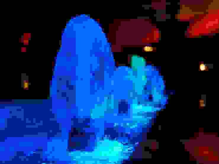 jets agua nieve wl 24 Bares y clubs de estilo moderno de Water Life S.A Moderno