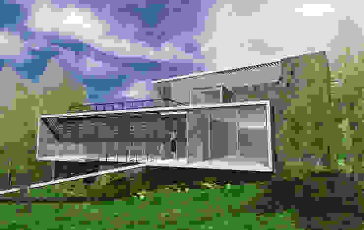 Casa Prado Largo - RIMA Arquitectura Casas modernas de RIMA Arquitectura Moderno