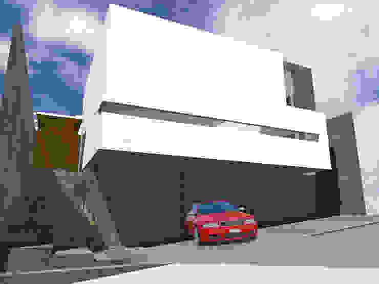 Casa Real de Tétela - RIMA Arquitectura Casas modernas de RIMA Arquitectura Moderno