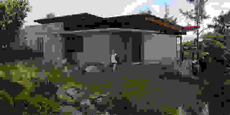 Casa Valle Monte - RIMA Arquitectura Casas modernas de RIMA Arquitectura Moderno