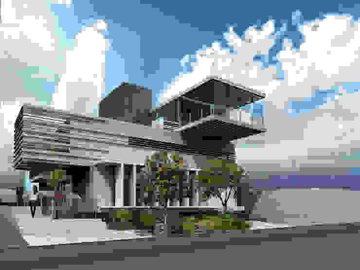 Bacatete - RIMA Arquitectura Casas modernas de RIMA Arquitectura Moderno