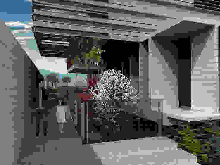 Bacatete - RIMA Arquitectura Pasillos, vestíbulos y escaleras modernos de RIMA Arquitectura Moderno