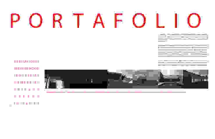 PORTAFOLIO DE PROYECTOS FLORES ROJAS ARQUITECTURA de Flores Rojas Arquitectura
