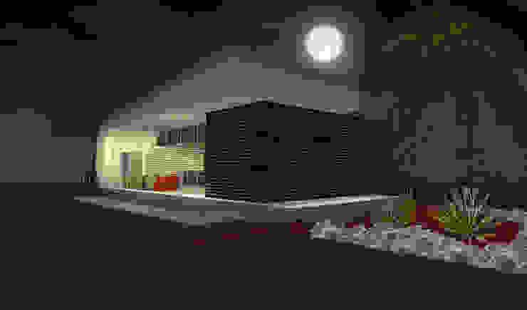 Texas - RIMA Arquitectura Casas modernas de RIMA Arquitectura Moderno