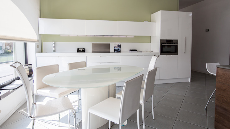 Vibo Cucine sas di Olivero Bruno e c. Кухня Білий