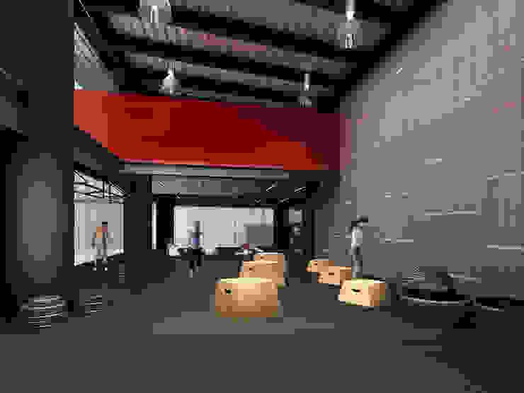 CrossFit - RIMA Arquitectura Gimnasios domésticos modernos de RIMA Arquitectura Moderno