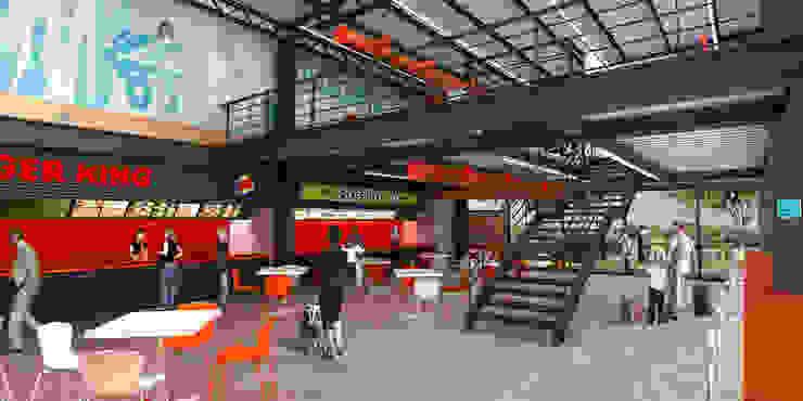 APS - RIMA Arquitectura Comedores modernos de RIMA Arquitectura Moderno