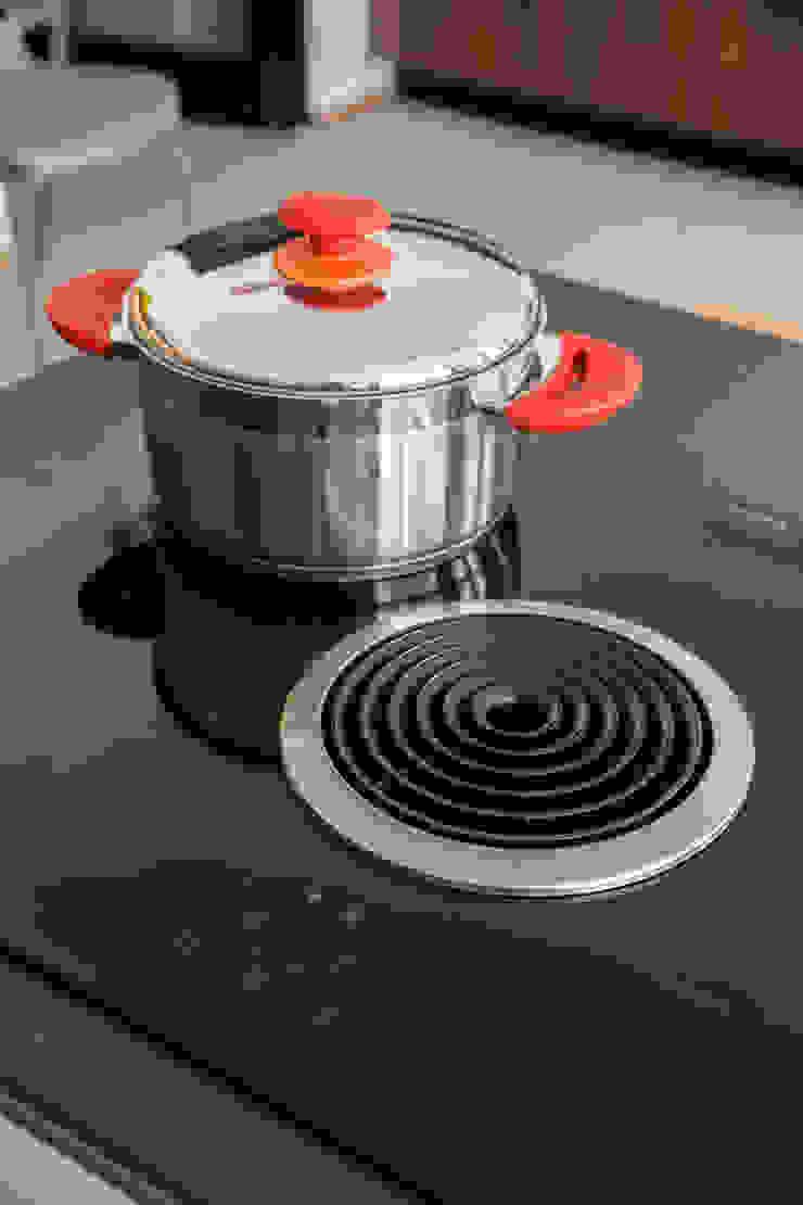 Vibo Cucine sas di Olivero Bruno e c. Кухня Чорний