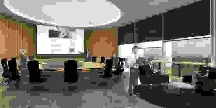 Sanluis Rassini - RIMA Arquitectura Estudios y despachos modernos de RIMA Arquitectura Moderno