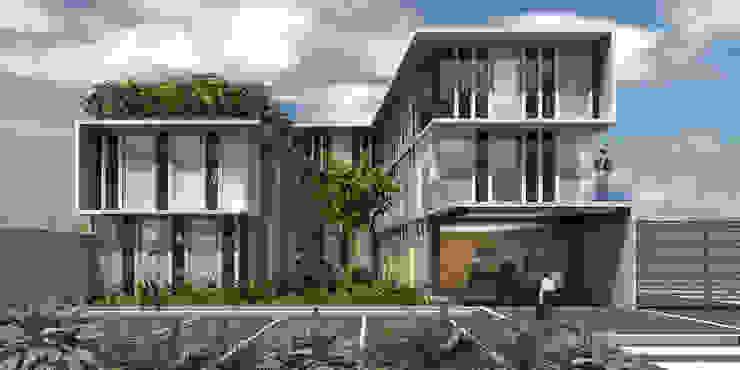 Ramtol - RIMA Arquitectura Estudios y despachos modernos de RIMA Arquitectura Moderno